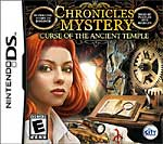 Chronicles of Mystery: Curse of the Ancient Temple