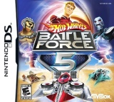 Hot Wheels: Battle Force 5 DS