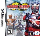 Kamen Rider Dragon Knight DS