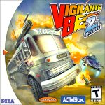 Vigilante 8: Second Offense PSX