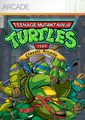 Teenage Mutant Ninja Turtles 1989 Classic Arcade Xbox 360