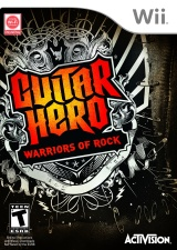 Guitar Hero: Warriors of Rock