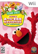Sesame Street: Elmo's A-To-Zoo Adventure Wii