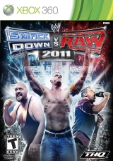 Smackdown vs. Raw 2011 Xbox 360