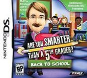 Are You Smarter Than a 5th Grader? Back to School