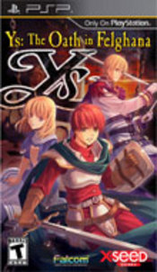 Ys: The Oath in Felghana