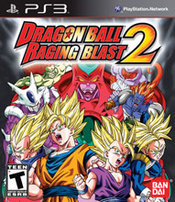 Dragon Ball: Raging Blast 2 PS3