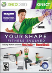 Your Shape: Fitness Evolved Xbox 360