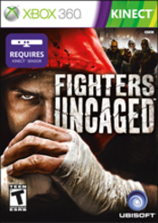 Fighters Uncaged Xbox 360
