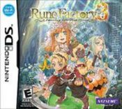 Rune Factory 3: A Fantasy Harvest Moon DS