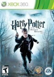 Harry Potter and the Deathly Hallows: Part 1 Xbox 360