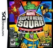 Marvel Super Hero Squad: The Infinity Gauntlet DS