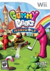 Gummy Bears Minigolf