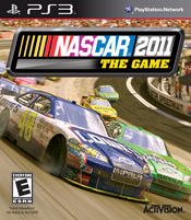 NASCAR 2011: The Game