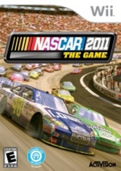 NASCAR 2011: The Game Wii