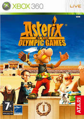 Asterix Olympic Games Xbox 360