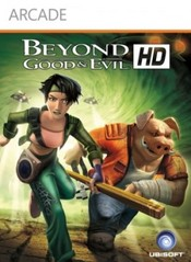 Beyond Good and Evil HD