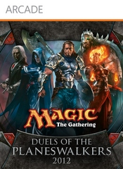 Magic: The Gathering - Duels of the Planeswalkers 2012 Xbox 360