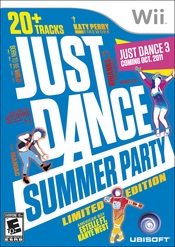 Just Dance: Summer Party Wii