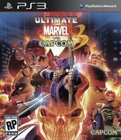 Ultimate Marvel vs. Capcom 3 PS3