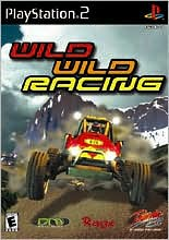 Wild Wild Racing PS2