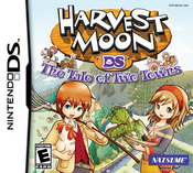 Harvest Moon: The Tale of Two Towns DS