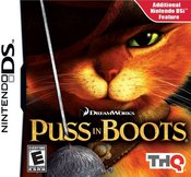 Puss in Boots DS