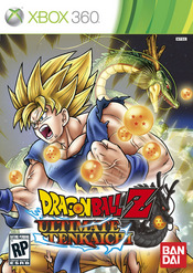Dragon Ball Z: Ultimate Tenkaichi Xbox 360
