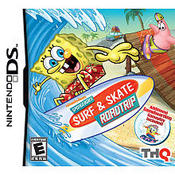 SpongeBob's Surf and Skate Roadtrip DS