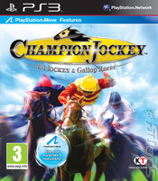 Champion Jockey: G1 Jockey and Gallop Racer