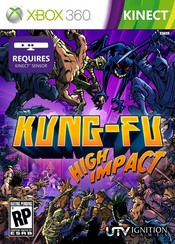 Kung Fu High Impact Xbox 360