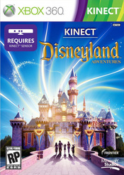 Kinect: Disneyland Adventures