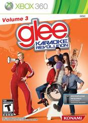 Karaoke Revolution Glee: Volume 3