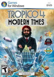 Tropico 4: Modern Times
