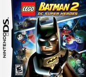 LEGO Batman 2: DC Super Heroes DS