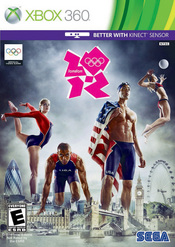 London 2012: The Official Video Game of the Olympic Games Xbox 360