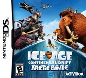 Ice Age: Continental Drift - Arctic Games DS