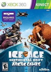 Ice Age: Continental Drift - Arctic Games