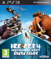 Ice Age: Continental Drift - Arctic Games PS3