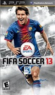 FIFA Soccer 13 PSP