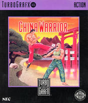 China Warrior