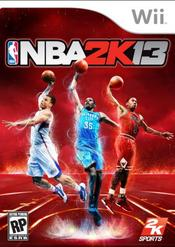 NBA 2K13 Wii