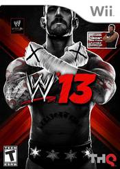 WWE 13 Wii
