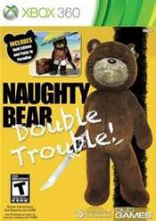 Naughty Bear: Double Trouble! Xbox 360
