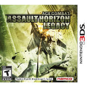 Ace Combat: Assault Horizon Legacy 3DS