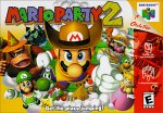 Mario Party 2 N64