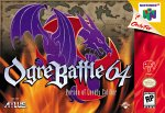 Ogre Battle 64 N64