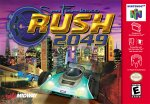 San Francisco Rush 2049 N64