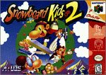 Snowboard Kids 2 N64