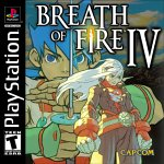 Breath of Fire 4 PSX
